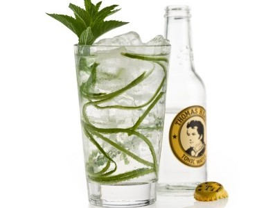 You've tried the world's best gin, have you tried the world's best tonic? Thomas Henry Tonic Water