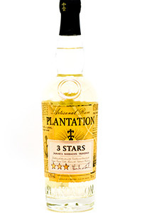 Try a Blended Aged Rum – Plantation 3 Stars White Rum – The Distillery Bar Beijing