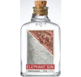 Beijing Gin Bar – Elephant Gin – Taste African Botanicals for a Big Cause