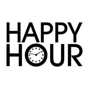 Happy Hour Returns at The Distillery.  Thirsty Thursday